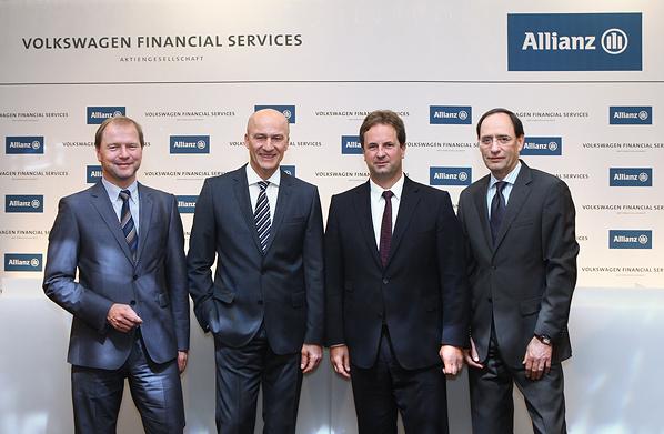 Allianz + Volkswagen