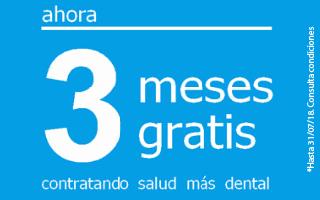 Nueva promoción de Adeslas 3 meses gratis