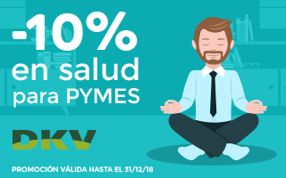 DKV descuento 10% para PYMES